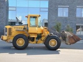 Volvo L70e Wheel Loader Service Repair Manual