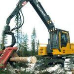 Volvo EC210B FX EC210BFX Excavator Service Parts Manual