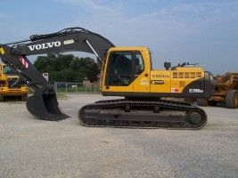 Volvo Ec290bnlc Excavator Workshop Service Repair Manual