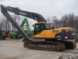 Volvo Ec290c Lr Excavator Service Repair Manual
