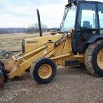 Ford 455c 555c 655c Loader Backhoe Tractor Workshop Service Repair Manual