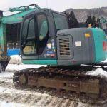 Kobelco Sk115sr-1es Hydraulic Crawler Excavator Workshop Service Repair