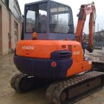 Hitachi Ex45 Excavator Workshop Service Pdf Manual Set