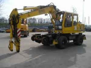 LIEBHERR A900ZW WHEEL EXCAVATOR SERVICE MANUAL