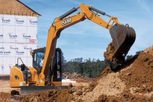 Case CX80 Tier 3 Hydraulic Excavator Operators Pdf Manual