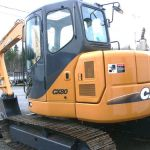 Case Cx75sr Tier 3 Cx75sr-lr Tier 3 Cx80 Tier 3 Cx135sr Tier 3 Crawler Excavator Operators Manual