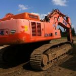 FIAT KOBELCO EX455 RATE 2 EXCAVATOR OPERATION REPAIR SERVICE HANDBOOK