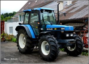 Ford New Holland 5640 6640 7740 Tractor Service Workshop Manual