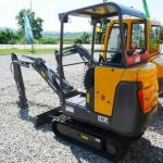 Volvo EC17C Compact Excavator Workshop Service Manual