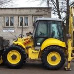 New Holland B115 Backhoe Loader Workshop Service Repair Manual