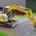 New Holland E70bsr Mini Excavator Workshop Service Repair Pdf Manual