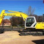New Holland Kobelco E215b, E245b Crawler Excavator Service Repair Pdf Manual