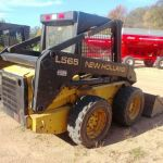 New Holland L565 LX565 LX665 Skid Steer Loader Workshop Service Repair Manual