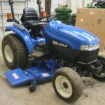New Holland Tc29d Tractor Illustrated Master Parts List Manual
