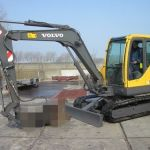 Volvo Ec55-2 Compact Excavator Workshop Service Manual