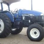 New Holland Tb100 4 Cylinder Compact Tractor Parts List Manual Book