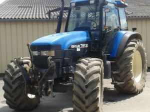 New Holland Tm135 Tractor Master Illustrated Parts List Pdf Manual