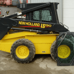 New Holland Ls190b ls 190b Skid Steer Loader Illustrated Parts List Manual