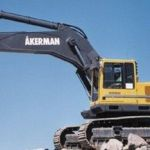 Volvo Ec130c Akerman Excavator Service Parts Catalogue Manual