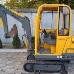 Volvo Ec14 Compact Excavator Service Parts Catalogue Manual
