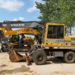 Volvo Ew150c Excavator Service Parts Catalogue Manual