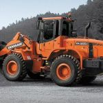 Daewoo Doosan Dl200a Wheel Loader Service Parts Catalogue Manual