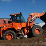 Daewoo Doosan Dl220 Wheeled Loader Service Parts Catalogue Manual