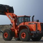 Daewoo Doosan Dl550 Loader Service Parts Catalogue Manual