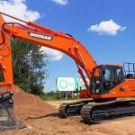 Daewoo Doosan Dx350lc Crawler Excavator Service Parts Catalogue Manual