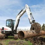 Doosan E55w Compact Excavator Service Parts Catalogue Pdf Manual