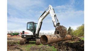 Doosan E55w Compact Excavator Service Parts Catalogue Pdf Manual