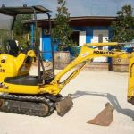 Komatsu Pc12r-8, pc15r-8 Workshop Service Repair Manual