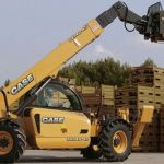 Case Tx175-45 Turbo Telehandler Service Parts Catalogue Manual