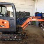 Daewoo Doosan Dx15 Dx18 Crawler Excavator Service Parts Manual