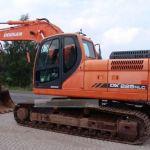 Daewoo Doosan Dx225nlc Crawler Excavator Service Parts Catalogue Manual