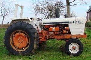 Case David Brown 1410 Tractor Factory Repair Service Manual