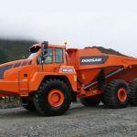 Doosan Da40 Articulated Dump Service Repair Workshop Manual