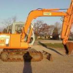 Hitachi Ex60-3 Excavator Operators Service Manual