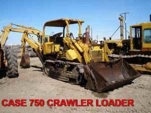 Case 750 Industrial Diesel Crawler Operators Pdf Manual