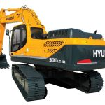 Hyundai R300lc-9s Crawler Excavator Workshop Service Repair Manual
