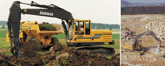 Volvo Ec230 Akerman Excavator Workshop Service Repair
