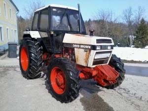 Case David Brown 1490 Tractor Workshop Service Pdf Manual Repair