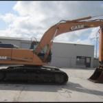 Case Cx290b Crawler Excavator Service Parts Manual