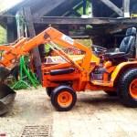 Kubota B1550 B1750 B2150 Workshop Tractor Service Manual