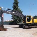 Volvo Ec290 Nlc Excavator Factory Service Repair Manual