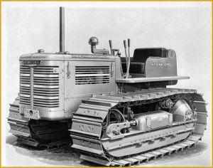 Ih International T-6 Td-6 Tractors Parts Catalog Manual Ipl Ipc