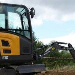 Volvo EC15C Excavator Service Parts Catalogue Manual