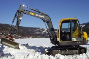 Volvo EC55 Compact Excavator Service Parts Catalogue Manual