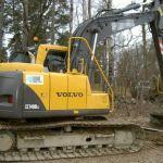 Volvo Ec140b Lc Ec140blc Excavator Service Repair Manual