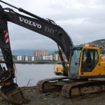 Volvo Ec210b F Ec210bf Excavator Service Parts Manual